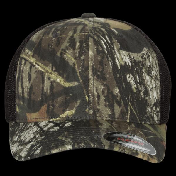 f34ccfb9e2ea3 Mossy Oak Stretch Mesh Cap Alaska Gift Source